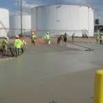 3032 - Pouring Concrete Paving