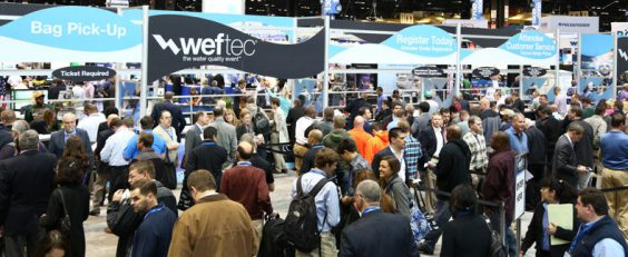 WEFTEC hopes for record setting crowd in New Orleans