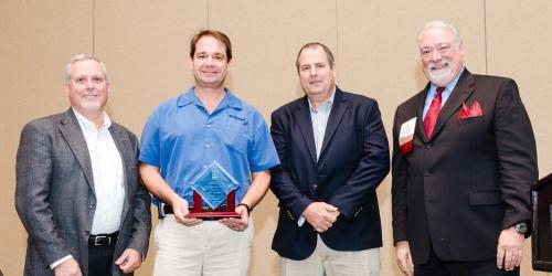 Florida Design-Build Award for CSU WWTP