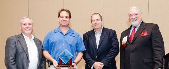 Florida Design-Build Award for CSU WWTP