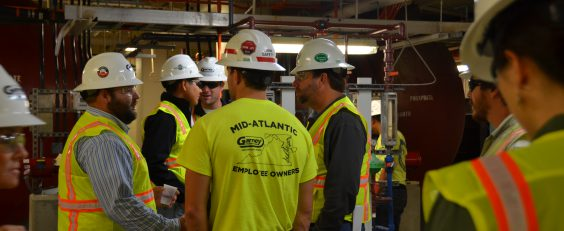 Music City Hosts Pipe and Plant University