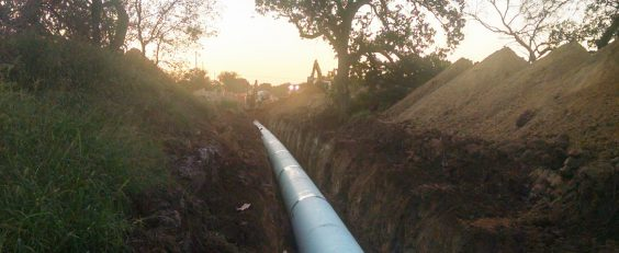 Garney assumes leadership of Vista Ridge Water Supply Project