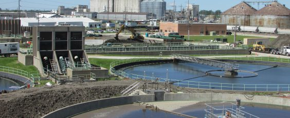 Industrial waste processes improved at St. Joseph facility