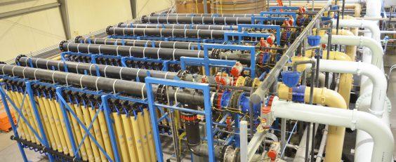 Garney Water Partnership Helps Left Hand Water District Pilot First Design-Build Project