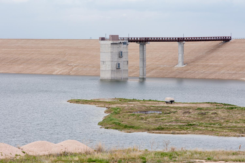 Rueter-Hess Water Treatment Plant