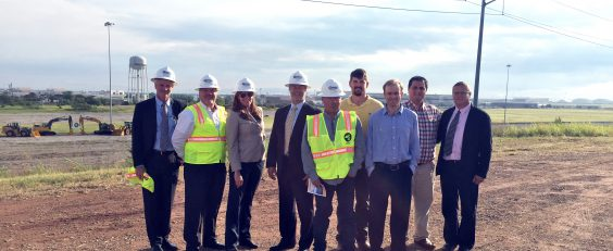 Federal Momentum Rises with Groundbreaking at Tinker Air Force Base