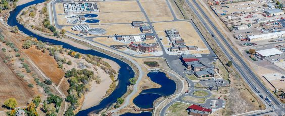 $258 Million Wastewater Treatment Plant Begins Operation