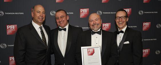 Vista Ridge Recognized Internationally, Winning Top Water Awards