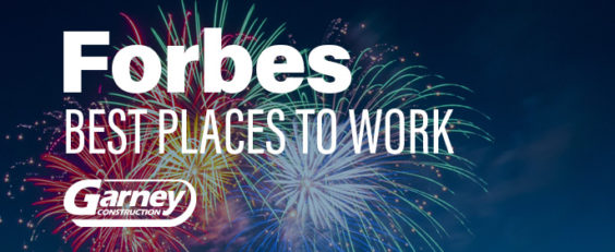 Forbes Names Garney 'Best Place to Work'