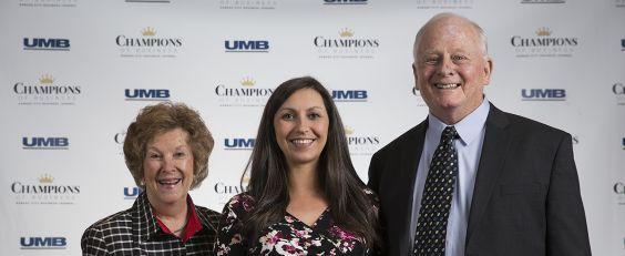 Garney enters Business Journal Hall of Champions