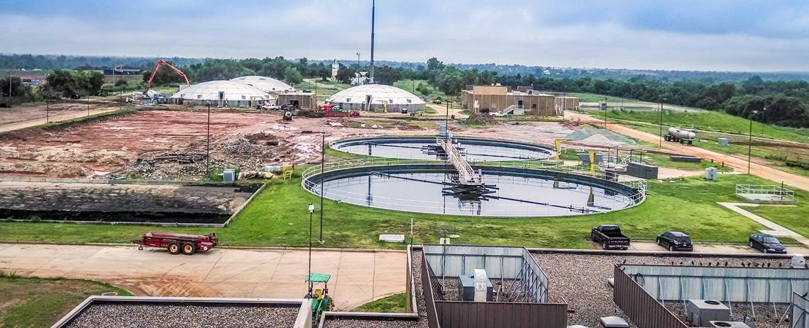 Pollution Control Facility Improvements
