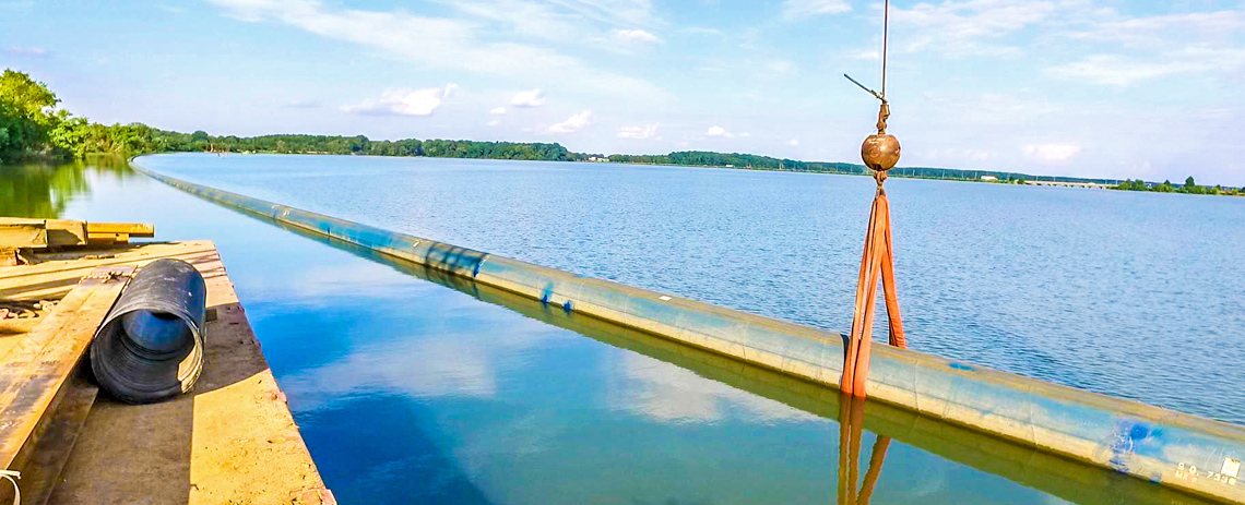 Decatur to Limestone County Water Transmission Line
