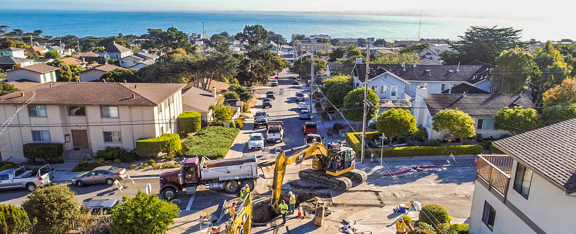 Monterey Peninsula Water Supply Project
