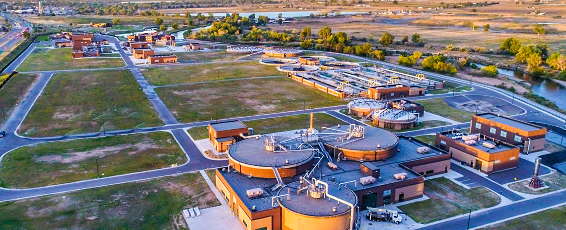 Northern Treatment Plant