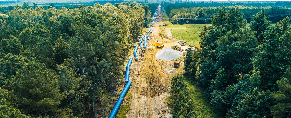 Kings Bluff Raw Water Transmission Main